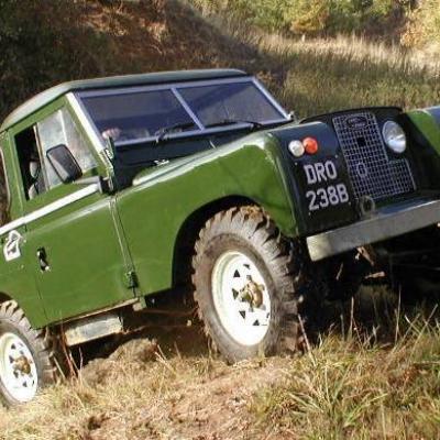 1965 Land Rover Serie 2A