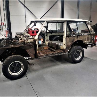 1975 Range Rover Classic